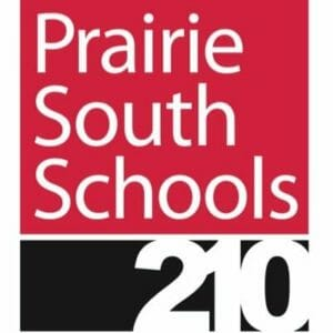 Prairie South School Division logo