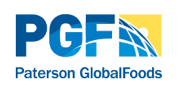 Paterson Global Foods Logo