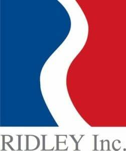 Ridley Inc. logo