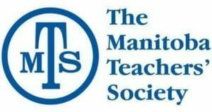 The Manitoba Teacher's Society logo